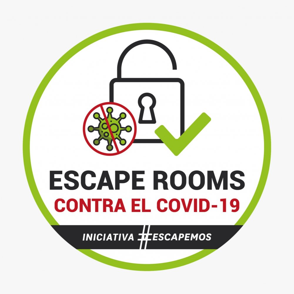 Reabrimos con todas las medidas de seguridad #ESCAPEMOS
